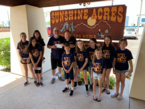Fountain Hills Youth Theater Gives Back!