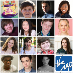 Local Youth Take The Rep MainStage In WILLY WONKA, JR.