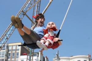 New Summer Of Circus Season Swings Into Worthing