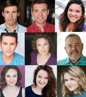 Cast Announced For ALL THAT HE WAS At Pride Films & Plays, Opening August 12