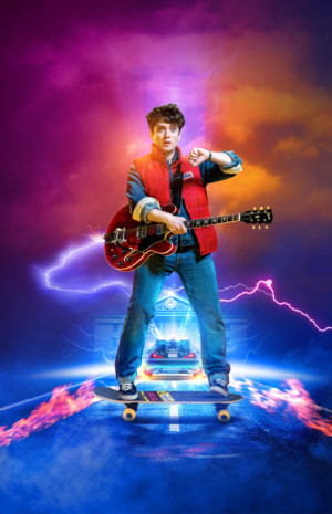 BACK TO THE FUTURE Musical Will Open in the UK in 2020