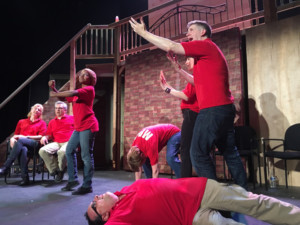 Dreamcatcher Does Improv At Untied Brewing Company!