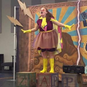 Theatre And Dance At Wayne Offers Free Children's Theatre Tour To Detroit Community Public Schools