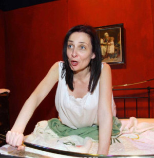 Eilin O'Dea Stars In MOLLY BLOOM BY JAMES JOYCE At Theater At 244 And Symphony Space