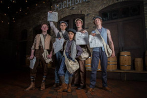 Civic Theatre Brings Disney's NEWSIES To The Stage!