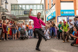 Protein Dance Takes to the Streets of London With (IN)VISIBLE DANCING