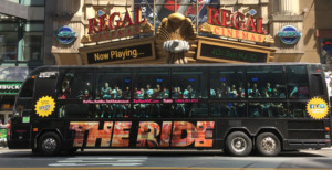 THE RIDE Celebrates 25,250 Performances