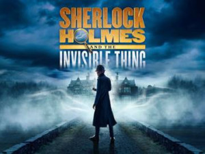 Take Note Theatre Announces SHERLOCK HOLMES AND THE INVISIBLE THING At Rudolf Steiner Theatre
