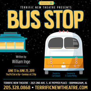 BUS STOP Pulls Into Terrific New Theatre as the Terminal Production of Season 33