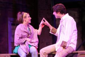 GODSPELL Opens At The Ivoryton Playhouse