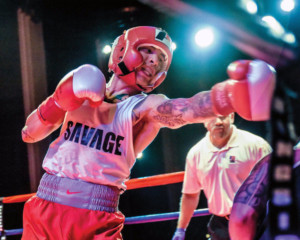 The Empress Theatre Presents Vallejo PAL Live Boxing