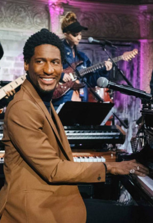 Jon Batiste and Stay Human Will Perform at The Ridgefield Playhouse Summer Gala on June 21