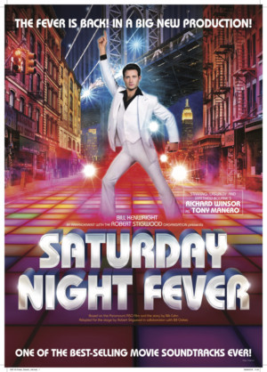 Richard Winsor Will Play Tony Manero In SATURDAY NIGHT FEVER On Tour
