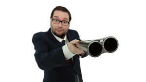 Tickets Selling Fast For Comedian Gary Delaney's Visit To Warrington
