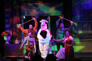 Broadway Palm Children's Theatre Presents JACK AND THE BEANSTALK!
