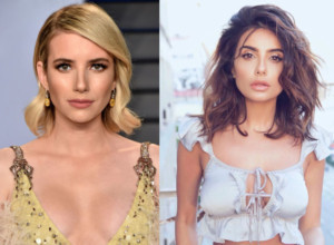 Emma Roberts, Mikaela Hoover Join Frances Fisher & Kristin Chenoweth in HOLIDATE