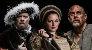 The Atlanta Shakespeare Company at The Shakespeare Tavern Playhouse Presents HENRY VIII and The Tudor Repertory