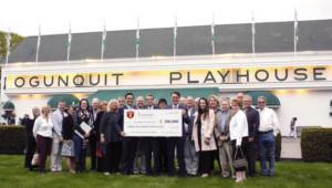 Tramuto Foundation Awards $300,000 Grant To Ogunquit Playhouse