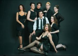 Second Generation Theatre Presents NINE