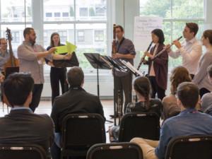 Ensemble Connect Presents Audience Engagement Intensive