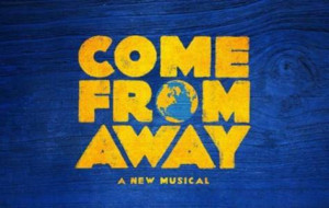 This Week: Broadway's COME FROM AWAY To Host Donation Drive For Covenant House