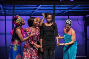 The South African State Theatre Presents QINA