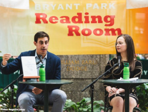 Business And Finance Series Announced At Bryant Park's Reading Room