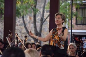 Gabriela Díaz Alatriste, Directora Huésped De La Orquesta De Cámara De Bellas Artes, Interpretará Música De Dos Compositoras