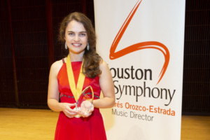 Harpist Rachel Lee Hall Wins 2019 Houston Symphony Ima Hogg Competition