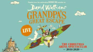 David Walliams' Best-Selling Kids Book GRANDPA'S GREAT ESCAPE To Be Transformed Into Live Show