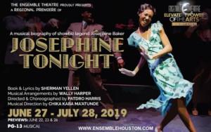 The Ensemble Theatre Elevates The Life Of Icon Josephine Baker In Musical JOSEPHINE TONIGHT