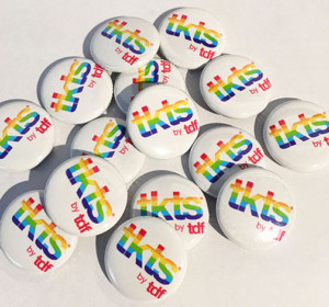 TKTS By TDF To Give Out Pride Buttons Throughout June