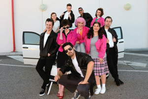 The Art in Motion Theatre Company Presents GREASE