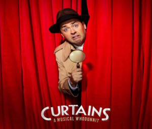 Ore Oduba & Carley Stenson Join Cast of CURTAINS