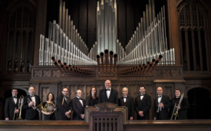 Chicago Gargoyle Brass And Organ Ensemble To Premiere FLOOD OF WATERS