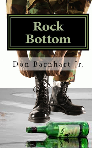 Comedian And Author Don Barnhart's New Book Rock Bottom Shines Light On Homeless Veterans With Humor And Grace