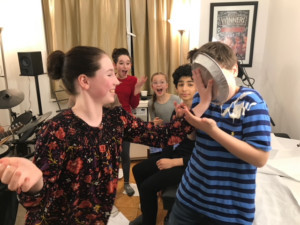 VIDEO: Broadway Kids Jam Releases Cover of 'Opening Up' from WAITRESS