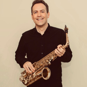 Saxophonist And Musical Humorist Daniel Bennett At The Blue Note NYC