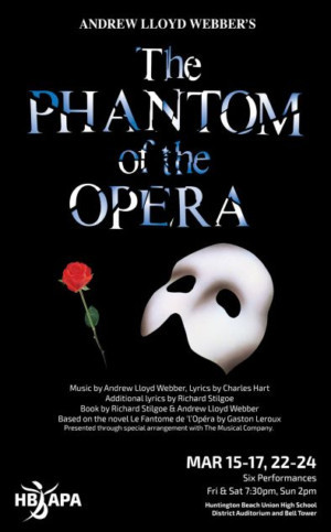 APA To Present THE PHANTOM OF THE OPERA This March
