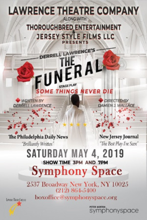 Philadephia-Based Theater Company To Make New York Debut With Derrell Lawrence's THE FUNERAL