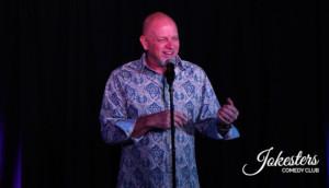Comedian Don Barnhart Raises The Bar On Las Vegas Laughter