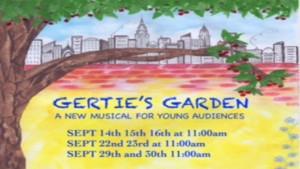 GERTIE'S GARDEN to Tell Heartfelt Tale at FRIGID New York
