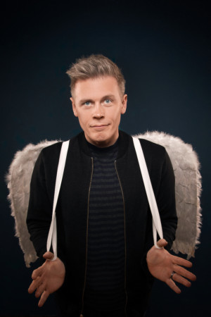 Christian Finnegan Comes to The Gilded Balloon