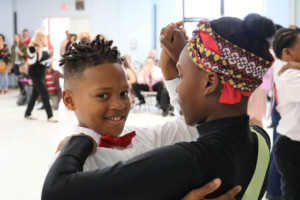 Dancing Classrooms Philly Presents Team Match Events