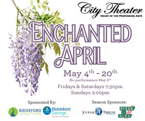 City Theater Presents ENCHANTED APRIL, A Romantic Comedy By Matthew Barber