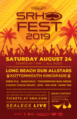 SRH Fest Comes to Huntington Beach This August