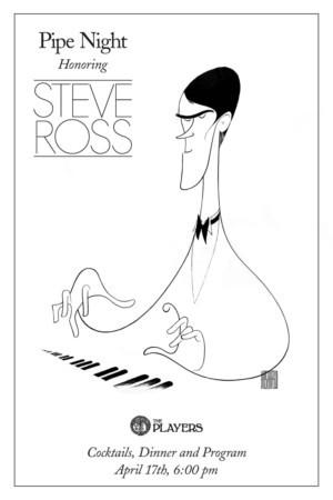 The Players Celebrates Cabaret Legend Steve Ross
