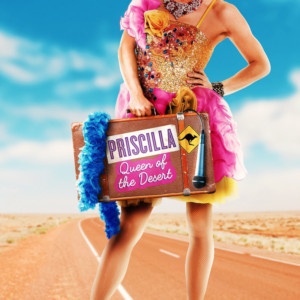 Queen's Theatre Hornchurch Celebrates Record-Breaking Sales For PRISCILLA, QUEEN OF THE DESERT