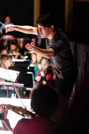 Keitaro Harada Happily Travels Between Louisville and Cincinnati for Performances on February 2