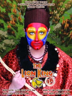 Young Actors' Theatre Announces Disney's THE LION KING, JR.